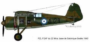 PZL P.24, le spécialiste de l'exportation