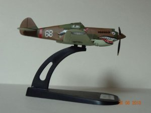 Le Curtiss P-40 Tomahawk (partie 3)