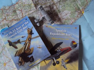 Deux ouvrages sur la guerre d'Espagne