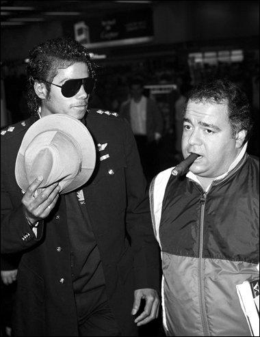 """Décès du """"bras droit"""" de Michael Jackson Frank Dileo"""