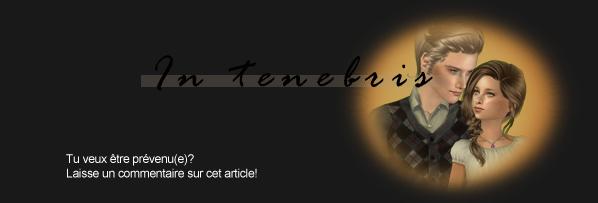In-Tenebris Newsletter Adzriel & White Scorpio
