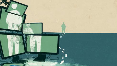 Internet : espions d' État