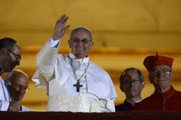 Notre nouveau Pape !