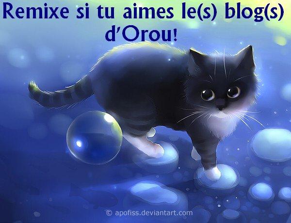 Bannière pour Orou ^^