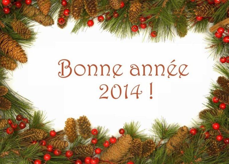 HEUREUSE ANNEE 2014