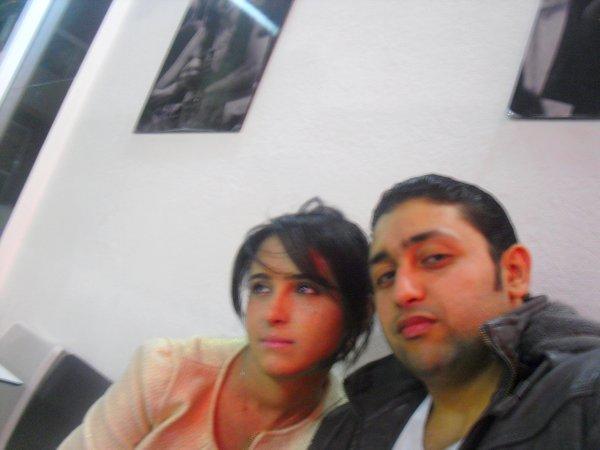 A Segafredo With Hiba Berrada