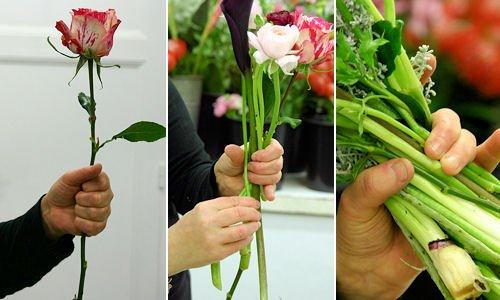 Fiche Technique du bouquet rond