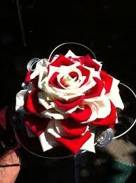 Rose reconstituée