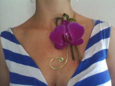 Collier Floral
