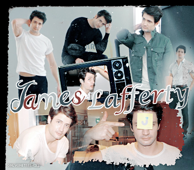 • Acteur >> James Lafferty