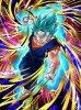 goku blue <3