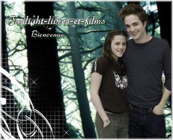 Bienvenue dans l'univers Twilight