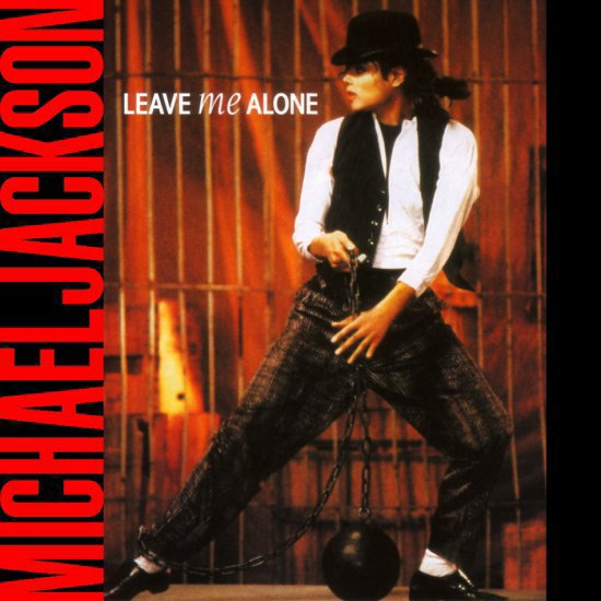 Michael Jackson - Leave me alone