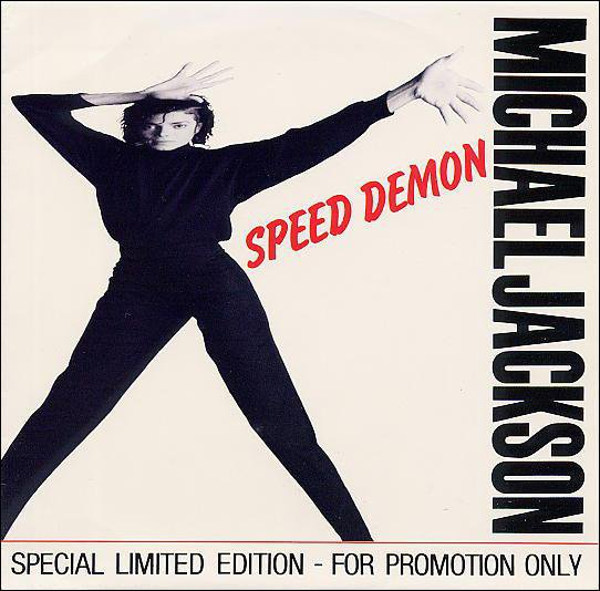Speed Demon [Full video] - Michael Jackson HD