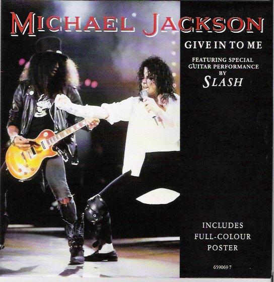 Michael Jackson Give Into Me