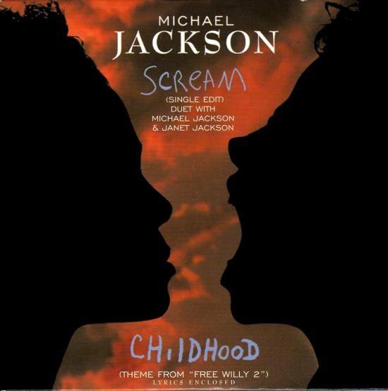 Michael & Janet Jackson - Scream