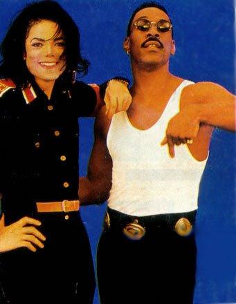 Eddie Murphy & Michael Jackson