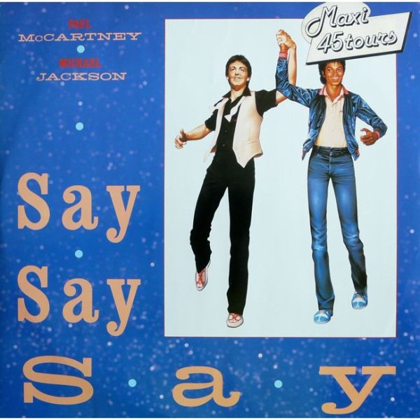 Michael Jackson - Say, say, say