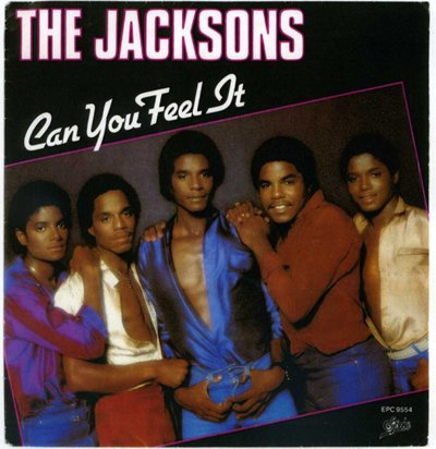 Michael Jackson - Jackson Five - Can You Feel It
