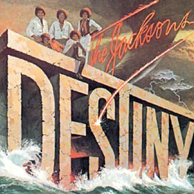 The Jacksons - Destiny 1978