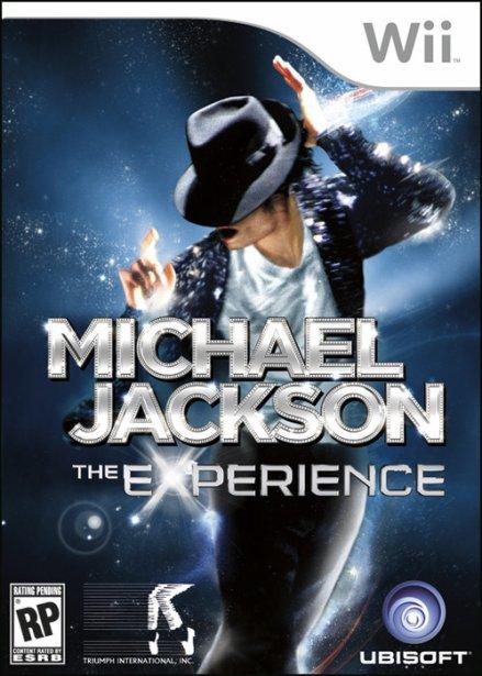Jeu wii Michael Jackson