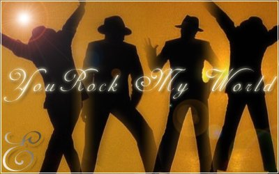 Michael Jackson -You rock my world