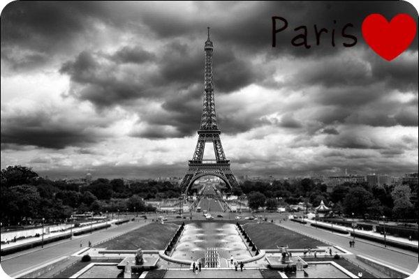 - Pαris , Lα cαpitαle , lα Tour Eiffel .. Tout me donne envie d'y retourner .. ! ♥