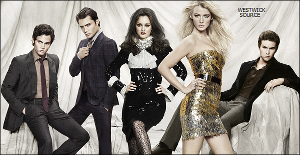 GOSSIP GIRL Découvrez tout ce qu'il y a à savoir sur la nouvelle saison de Gossip Girl, la saison 5.