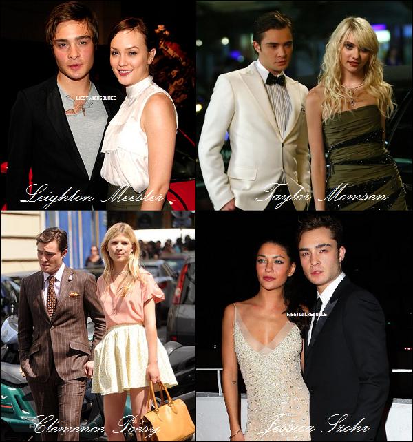DIVERS Parmi ces quatre jeunes femmes, laquelle d'entre-elles forme le couple parfait avec Ed ?
