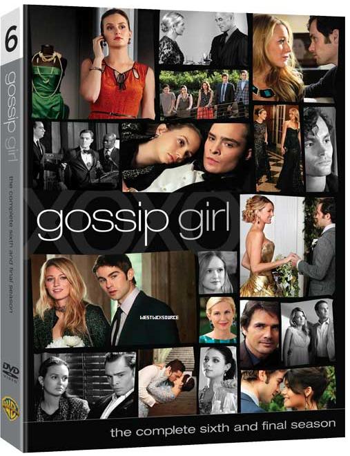 COVER Découvrez Leighted en cover d' ELLE Russia de Janvier, ainsi que le coffret de la saison 6 de GG.