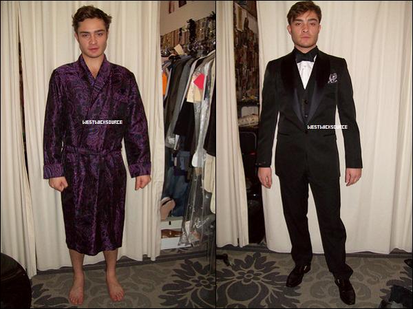 GOSSIP GIRL Découvrez quelques outfits de la garde-robe de Chuck Bass, plus le bêtisier de la saison 6.