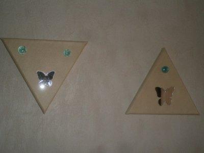 mini chassi papillon