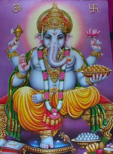 Divinités Hindoue