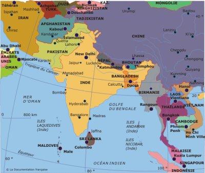 Géographie et présentation génerale.
