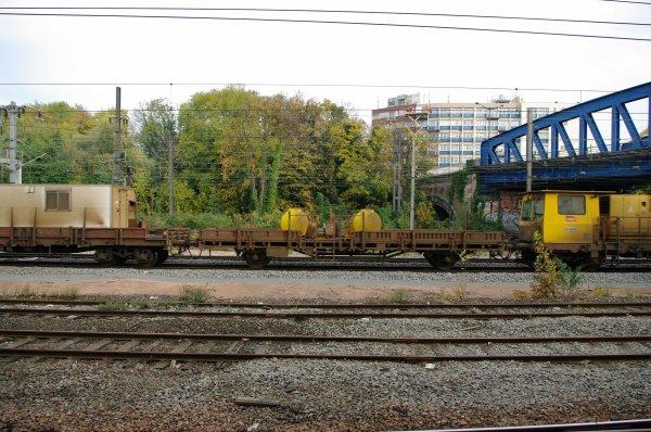 """Le train laveur dit """"le Florent"""""""