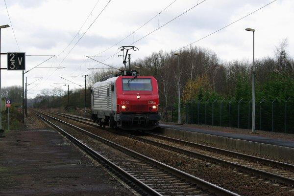 La 37518 de chez CB Rail