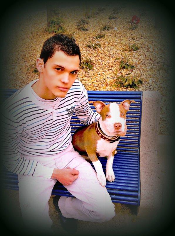 moi et ma princesse <3 mdrrr