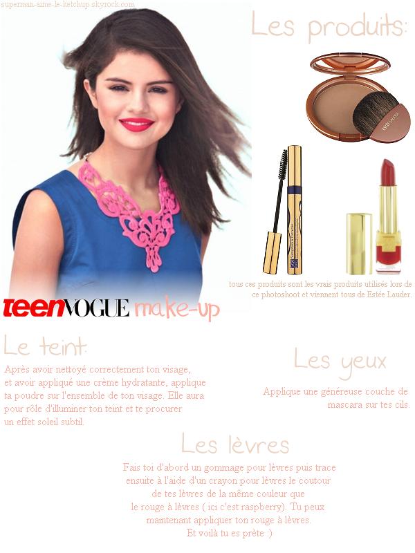 Get Selena's look