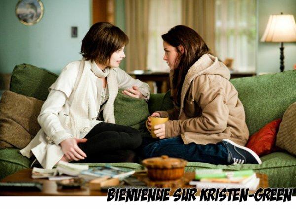 Kristen-Green : Ta nouvelle source sur Kristen Stewart et Ashley Greene.