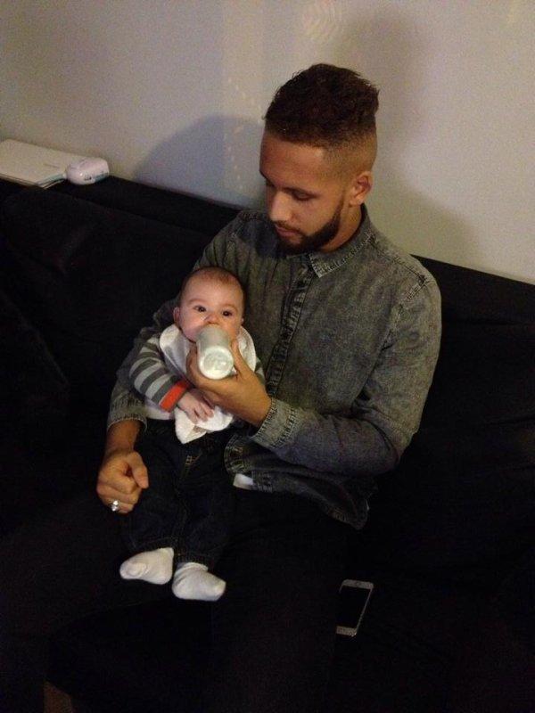 le neveu et moi