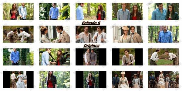 """Episode 6 """"Origines"""""""