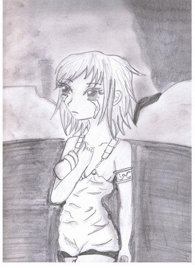 Un dessin (avec beaucoup de gris ^^)