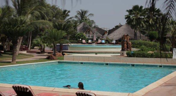 Soleil et Sourire du Sénégal  :