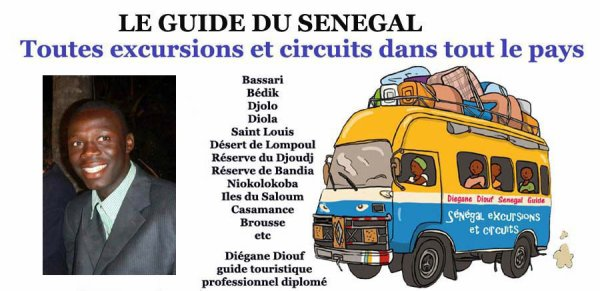 Guide  Diegane Diouf
