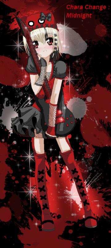 Kasumi Harada Mini-Fic pour Kinako123
