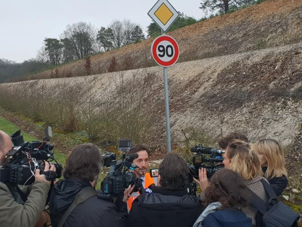 Retour à 90 sur les routes de Haute Marne