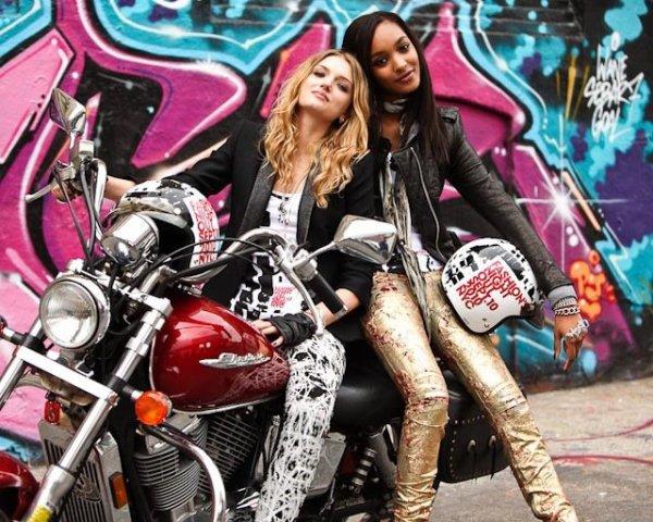 Fashion's Night out du 10 septembre 2010 à New York avec Doutzen Kroes, Karlie Kloss, Sasha Pivovarova, Chanel Iman, Vlada Roslyakova, Lara Stone et Jourdan Dunn