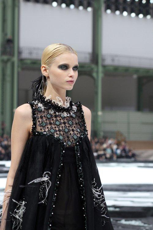 Défilé Chanel automne/hiver 2010-2011 par Betty
