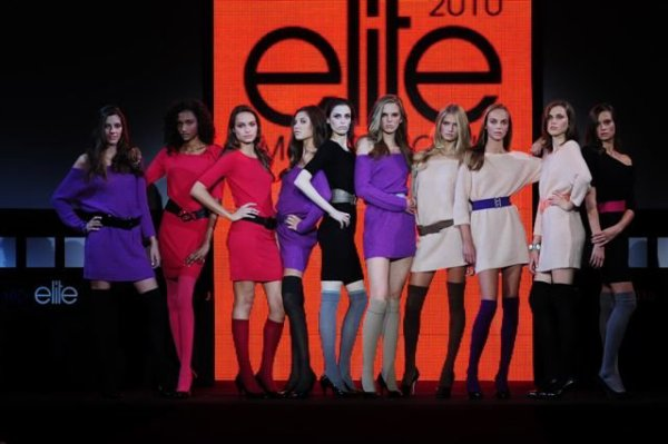 ELITE MODEL LOOK FRANCE 2010 : Concour, finale France