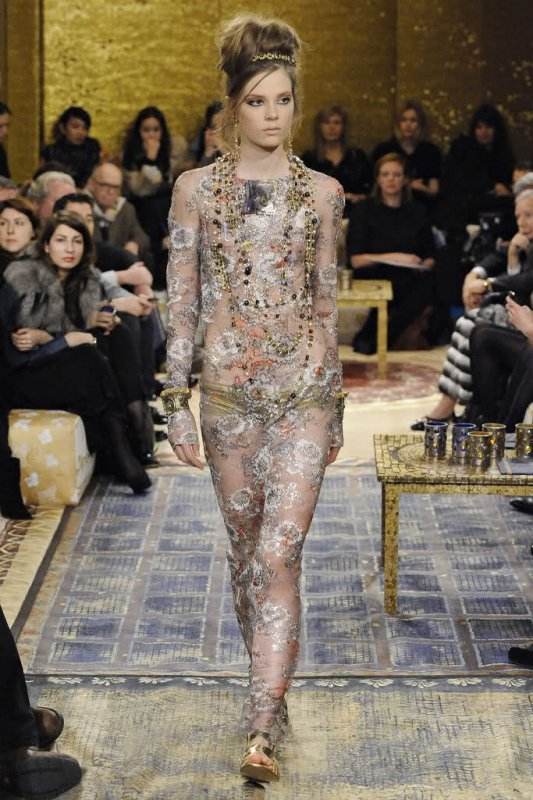 "Chanel s/s 2011 : "" Paris by zance """